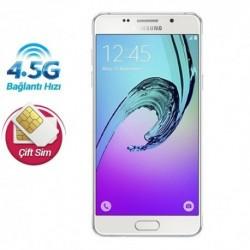 Samsung A510 Galaxy A5 16 GB Beyaz Dual Cep Telefonu