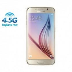 Samsung Galaxy G920 S6 32 GB Gold Cep Telefonu